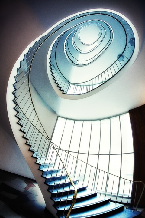 Spiral Staircase IIII