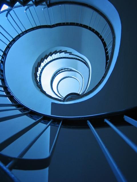 Spiral Staircase VII