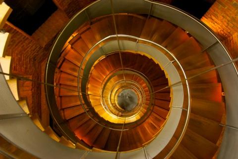 Spiral Staircase VIIII