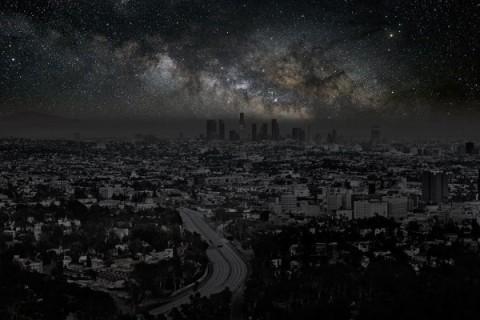 Darkened Cities IIII