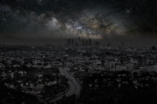 Darkened Cities IIII