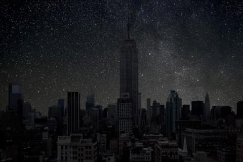 Darkened Cities V