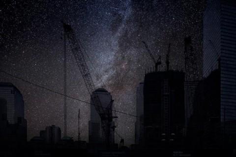 Darkened Cities VI
