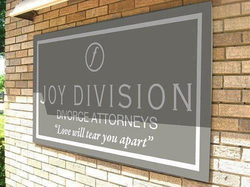 Joy Division Divorce Attorneys