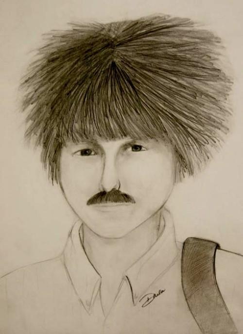 Police sketch I