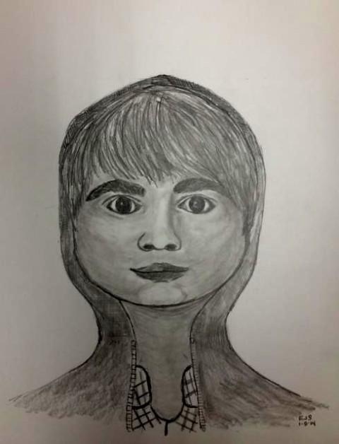 Police sketch IIII